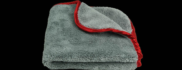 LARE_Grey_Red_Towel_GRT600_mikrofibra
